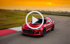 GM Drops the Details on the 2017 Chevrolet Camaro ZL1