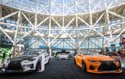 'The Other Side of Lexus' at the L.A. Show