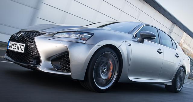 2016 Lexus GS F: What Jeremy Clarkson Thinks