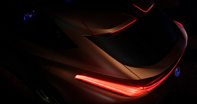 Lexus LF-1 Limitless Concept to Debut in Detroit Next Month