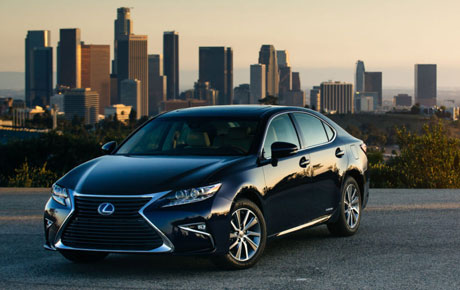 Consumer Reports' Reliability Guide Includes Lexus