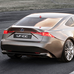Nine Awesome Lexus Concepts