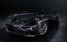 2017 Lexus LS to Debut in Detroit