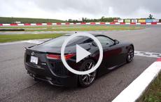 Lexus LFA Turns Revving Up to 11
