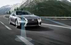 10 Ways Safety Sets New Lexus LS Apart