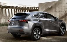 Lexus Plans More SUVs, Less Sedans