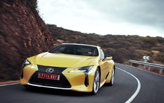 Answered Prayers! A Lexus LC F is Coming