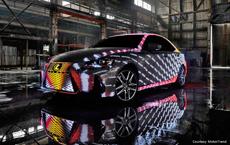 5 Incredible Shots of the Lexus LIT IS