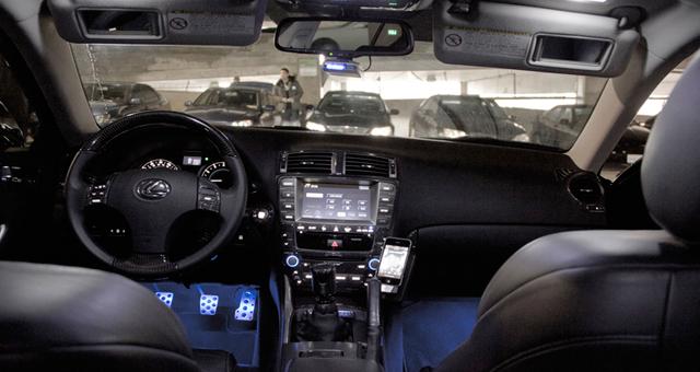 Five Easy Interior Upgrades for Your Lexus