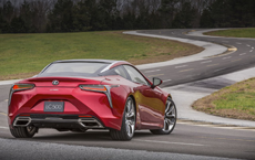 The Philosophies Behind the Lexus LC 500