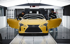 Watch Artisans Assemble the Lexus LC