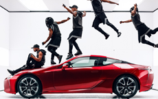 Lexus LC: 'Production Car Design of the Year