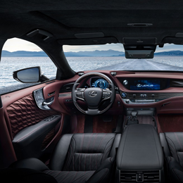 Lexus LS Interior Proves Extra Drool-Worthy (Photos)