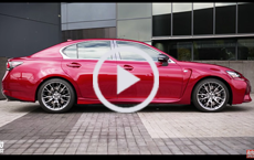 Auto Express Tests the Lexus GS F