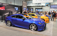 SEMA Gallery: Offical Lexus Cars