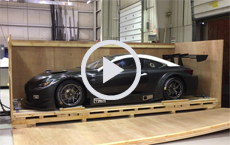 Lexus RC F GT3 Race Car In-a-Box