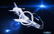 Lexus Gets Into Spacecraft Design Game With 'Valerian'