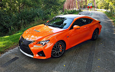 2016 Lexus RC F: Great, But Flawed