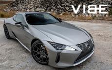 Lexus and Vorsteiner Performance Wheels (Photos)