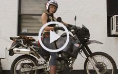 Watch Badass Biker Gals Ride Badass Bikes