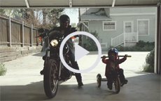 Check Out HDs Coolest Commercial
